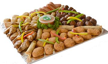 Exotic Platter | Sandwich Baron