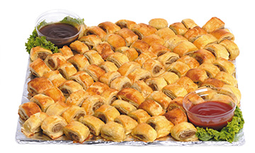 Sausage Rolls Platter | Sandwich Baron