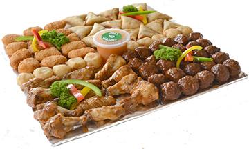 Meaty Snack Platter | Sandwich Baron