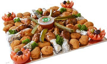 Chicken Platter | Sandwich Baron