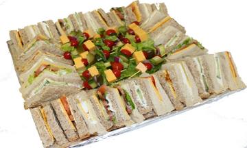 All Cheese SandwichBaroness Sandwich Party Platter | Sandwich Baron