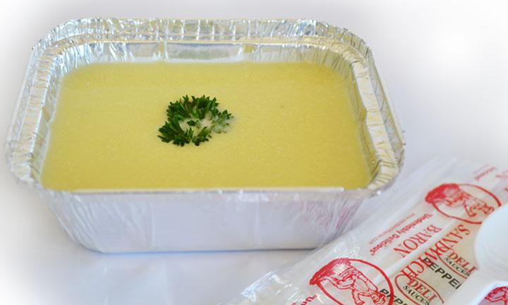 Banting Soup | Sandwich Baron