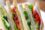 Bacon And Polony Sandwich | Sandwich Baron