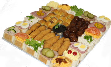 All Cheese Party Platter   Sandwich Baron