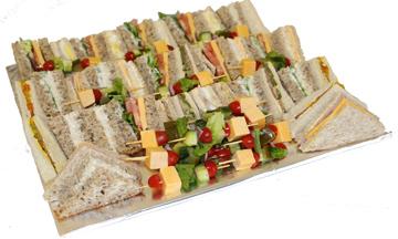 Baroness Sandwich Party Platter | Sandwich Baron