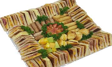 Breakfast Platter | Sandwich Baron 1