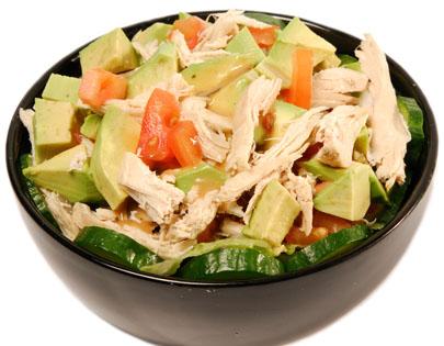 Chicken And Avo Salad | Sandwich Baron