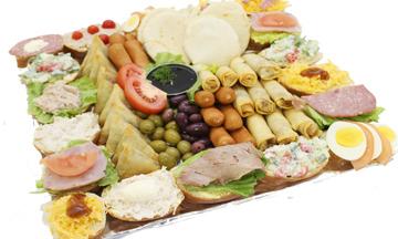 Royal Party Platter | Sandwich Baron