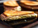 Toasted Ham Sandwich | Sandwich Baron