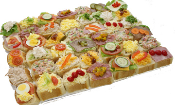 Supreme Party Platter | Sandwich Baron