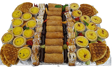 Sweet Mini Cakes Party Platter   Sandwich Baron