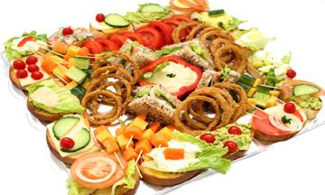 Veggie Party Platter | Sandwich Baron